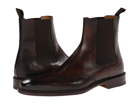 Magnanni - Haro (Brown) Men's Shoes