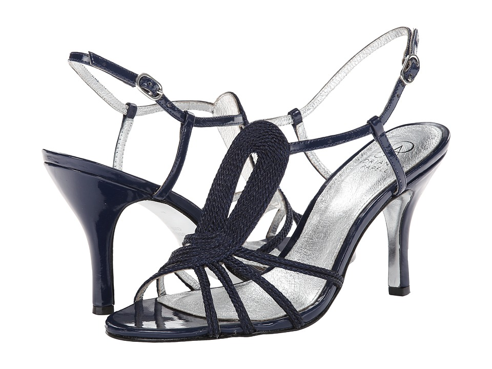 Adrianna Papell - Megan (Navy) Women's Shoes