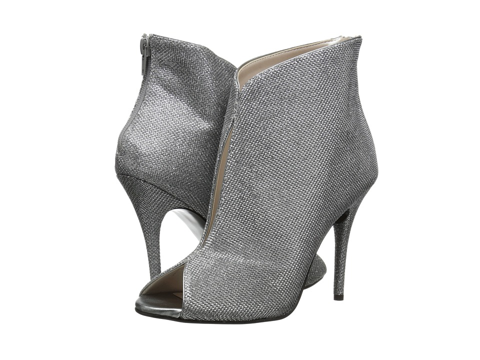 Caparros Pavlova (Silver Sparkle) High Heels