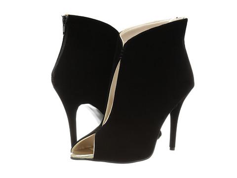 Caparros - Pavlova (Black Velvet) High Heels