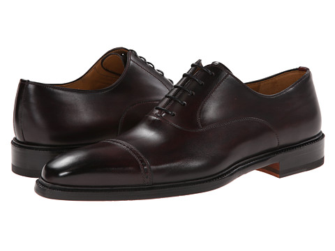 Magnanni - Hiro (Burgundy) Men's Shoes