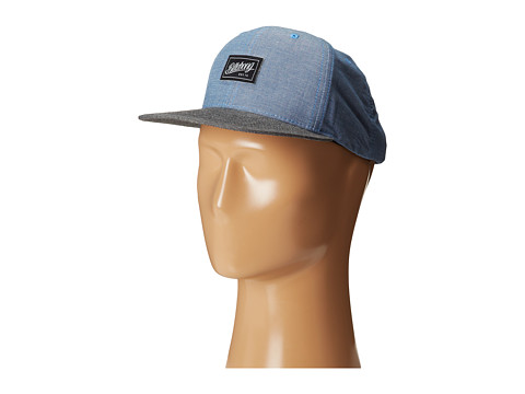 Billabong - Contender Hat (Big Kids) (Blue) Caps