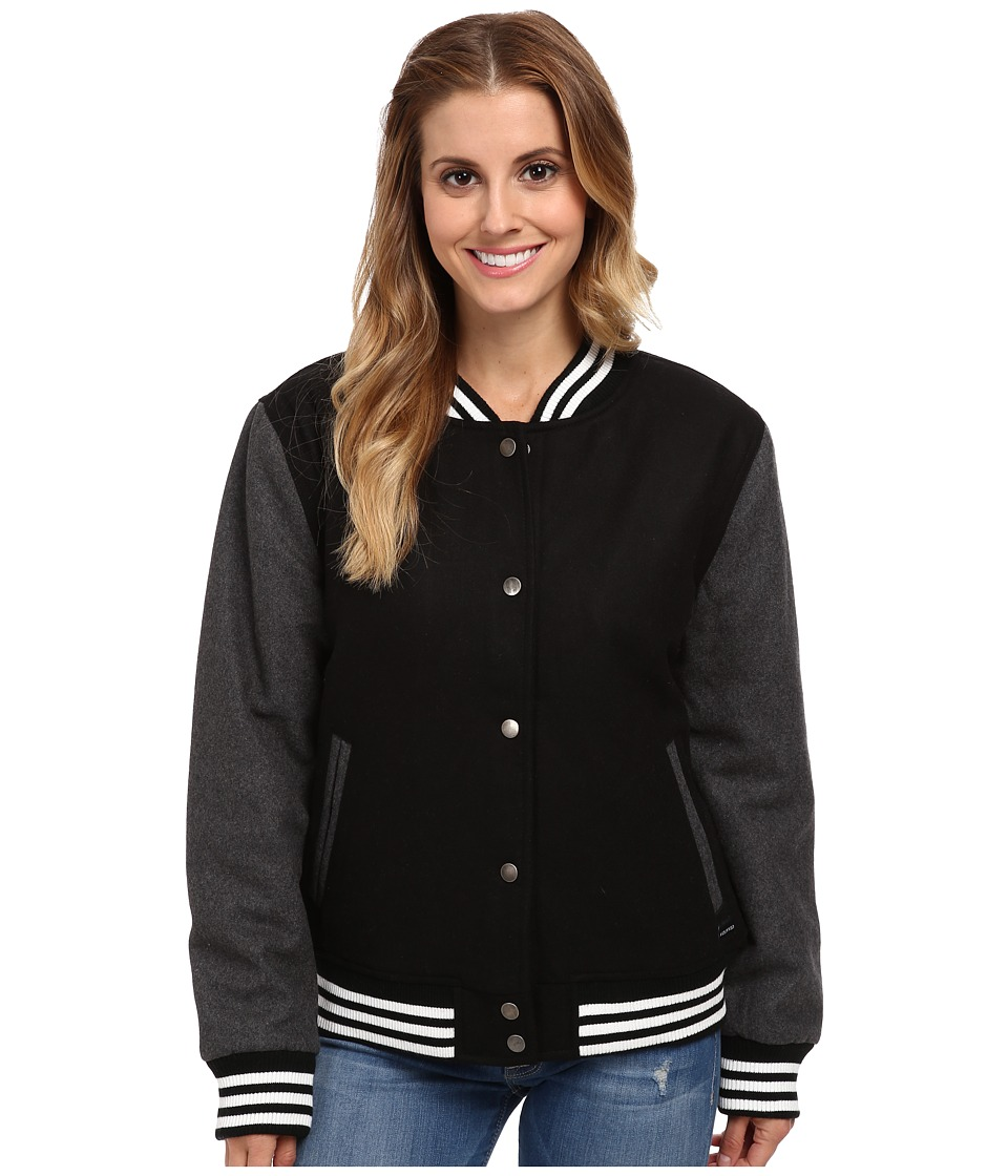 Element - Sydney Jacket (Black) Women