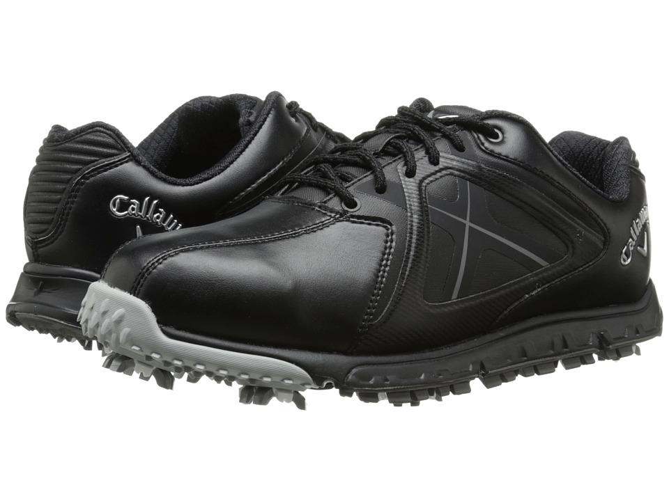 Callaway Xfer Sport (Black/Black) Men