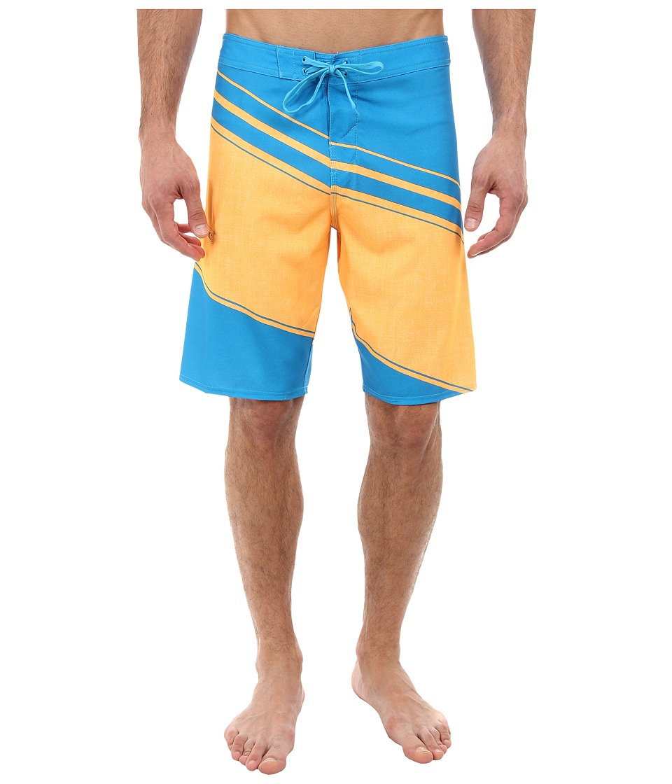 O'Neill - Obscure Superfreak Series Boardshort (Orange) Men's Swimwear