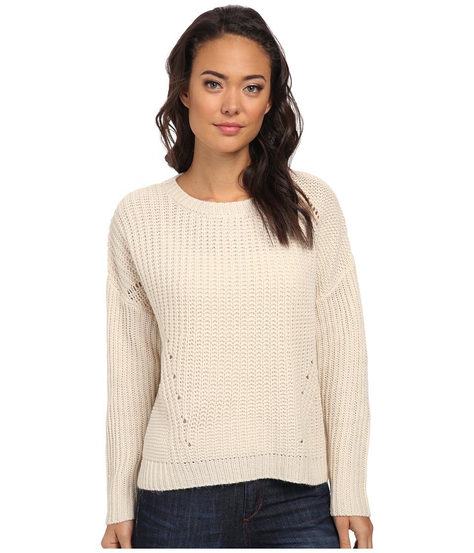 Element - Farewell Sweater (Natural) Women