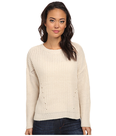 Element - Farewell Sweater (Natural) Women