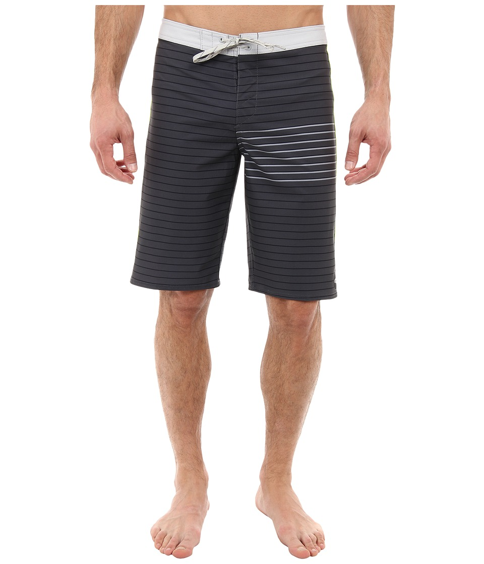 O'Neill - Baktoodafewchur Superfreak Series Boardshort (Grey) Men's Swimwear