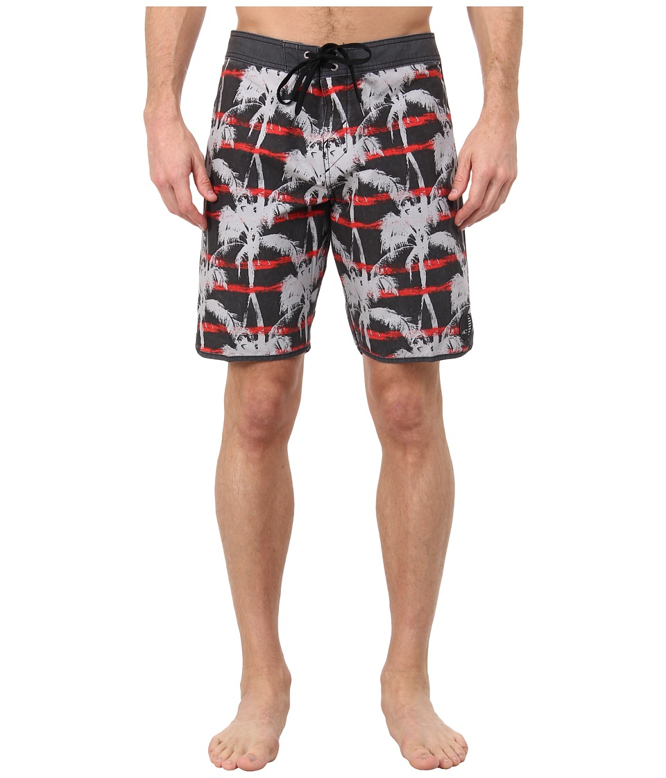 O'Neill - Rico Superfreak Series Boardshort (Black) Men's Swimwear