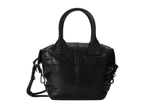 Elliott Lucca Seia Satchel (Black) Satchel Handbags