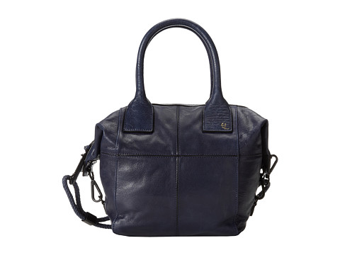Elliott Lucca Seia Satchel (River) Satchel Handbags