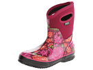 Bogs - Classic Winter Blooms Mid Lite (Berry Multi) -