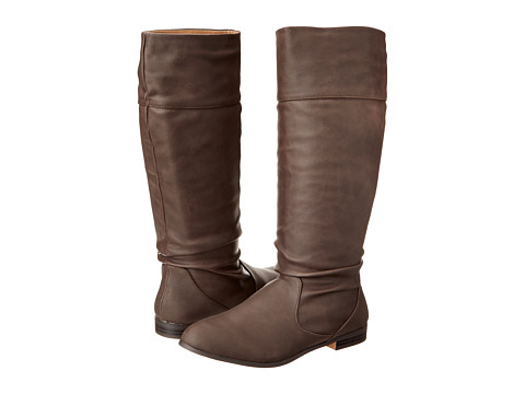 Michael Antonio - Baxter (Brown Heavy PU/Brush PU) Women's Boots