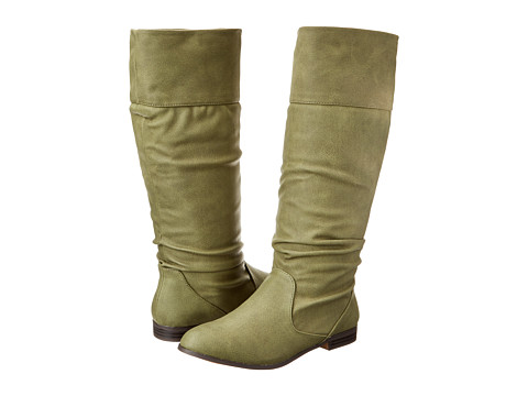 Michael Antonio - Baxter (Olive Heavy PU/Brush PU) Women