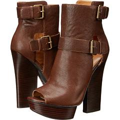 Nine West Heymama (Brown Leather) Footwear