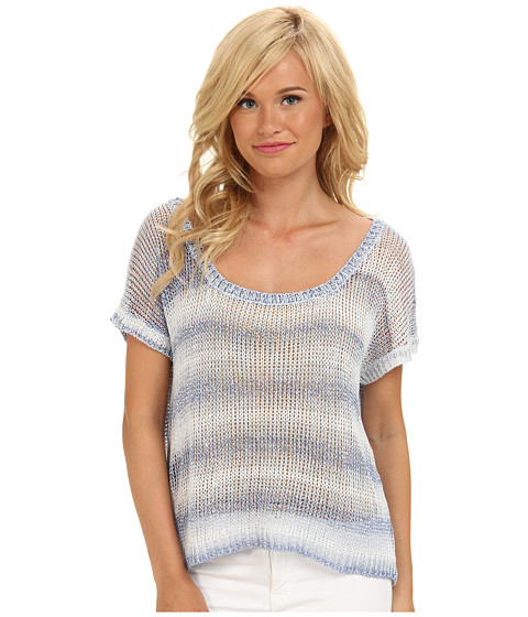 Gabriella Rocha - Stripe Sweater (Blue) Women