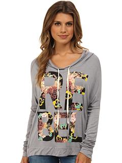 SALE! $25.99 - Save $19 on Gabriella Rocha Rebel Pullover Hoodie (Grey) Apparel - 42.24% OFF $45.00
