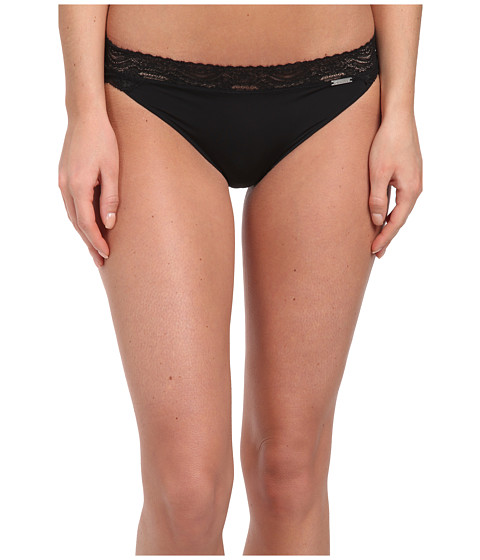 Calvin Klein Underwear - Delicate Fashion Bikini F3966 (Black) Women