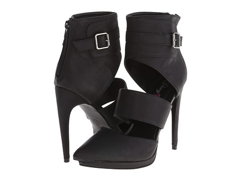Penny Loves Kenny - Evoke (Black Burnished Matte) High Heels