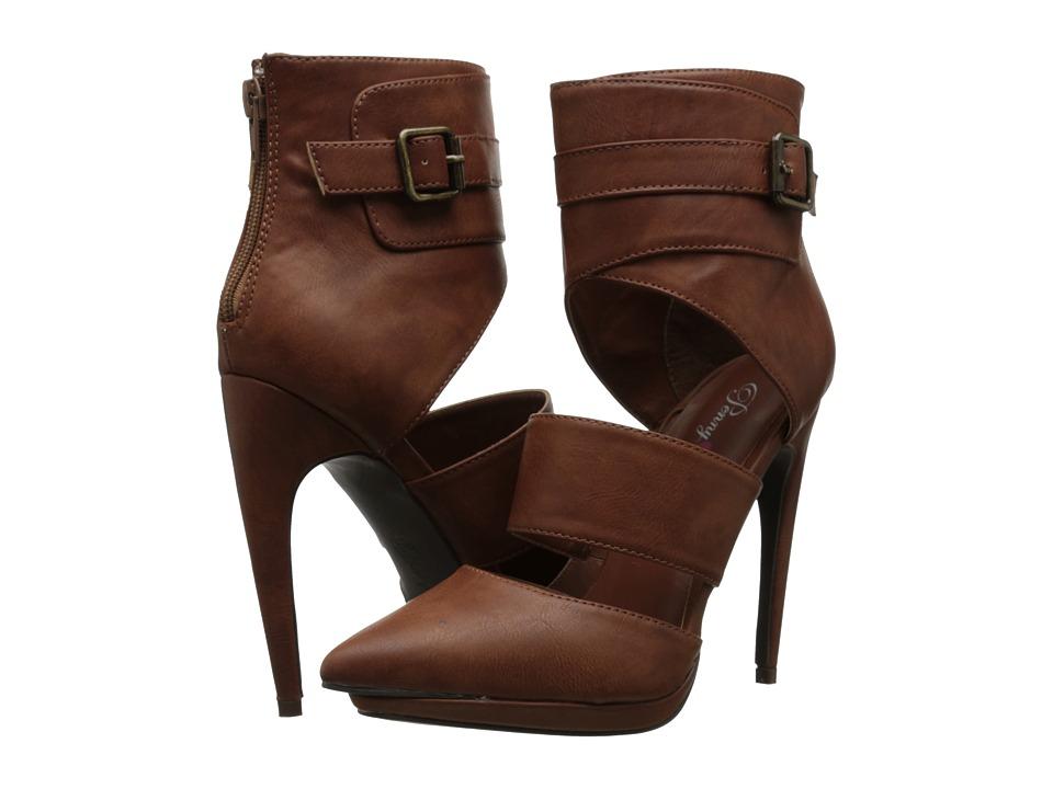 Penny Loves Kenny - Evoke (Brown Burnished Matte) High Heels