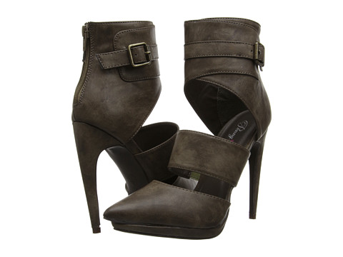 Penny Loves Kenny - Evoke (Khaki Burnished Matte) High Heels