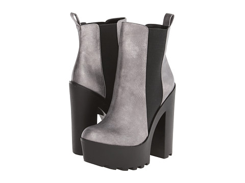 Penny Loves Kenny - Episode (Grey Burnished Matte) Women's Boots