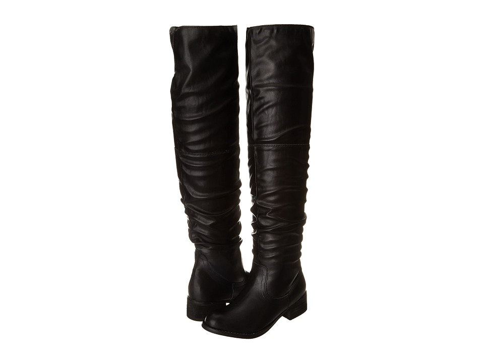 Penny Loves Kenny - Ego (Black Matte) Women's Pull-on Boots