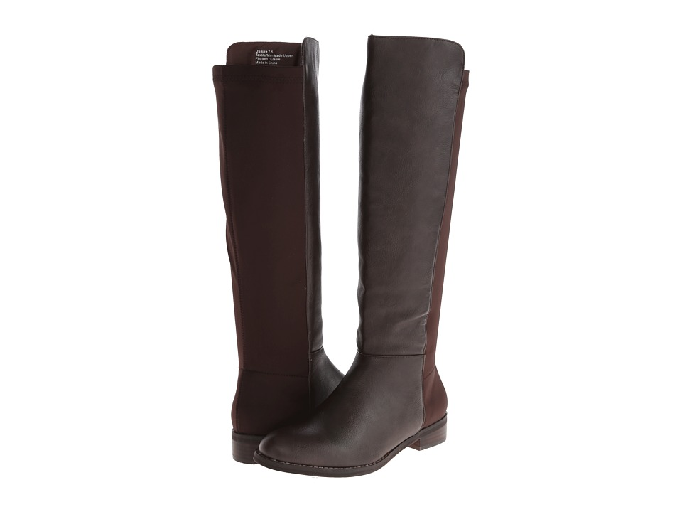 VOLATILE - Bradford (Brown) Women's Boots