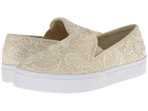 VOLATILE - Melanie (Beige) Women's Slip on Shoes