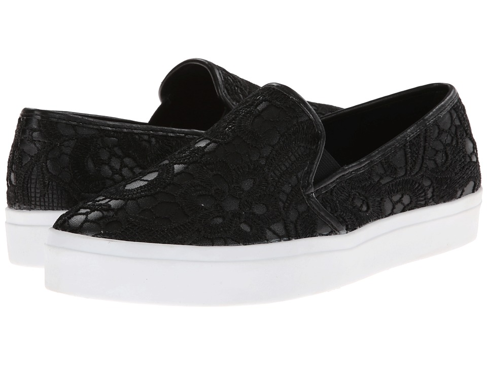 VOLATILE - Melanie (Black) Women's Slip on Shoes