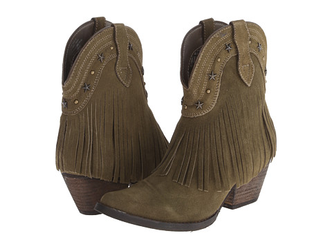 VOLATILE - Deerwood (Khaki) Women's Pull-on Boots