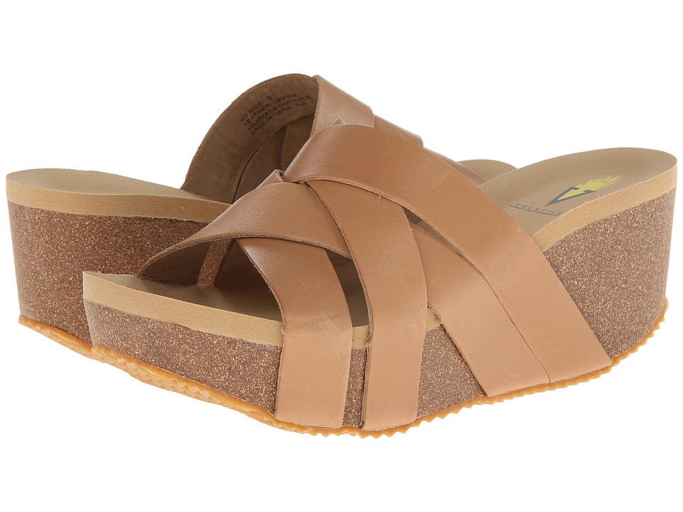 VOLATILE - Mayfield (Nude) Women's Sandals