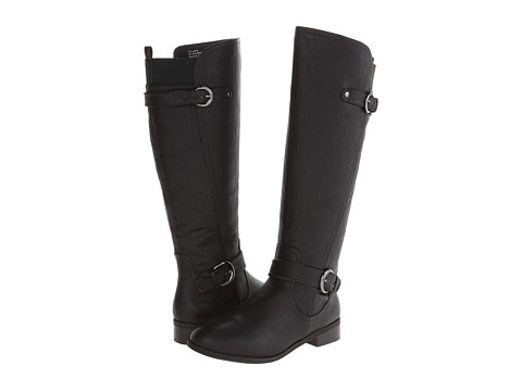 VOLATILE - Suri (Black) Women's Pull-on Boots