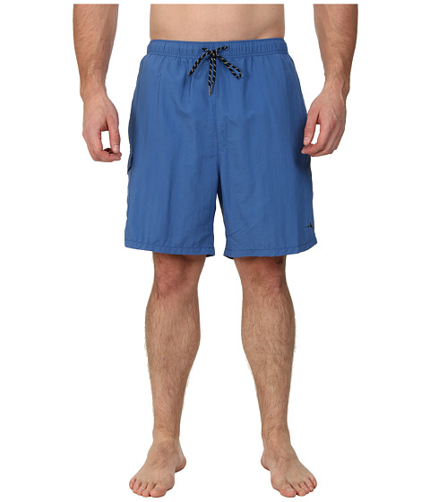 Tommy Bahama Big & Tall - Big Tall Naples Happy Go Cargo (Bright Cobalt) Men