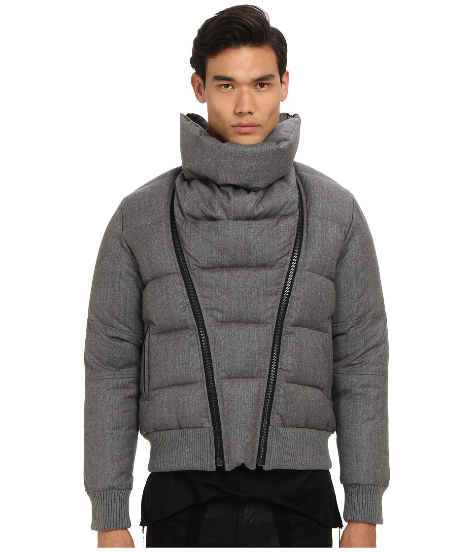 PRIVATE STOCK - The Juggernaut Jacket (Grey) Men's Jacket