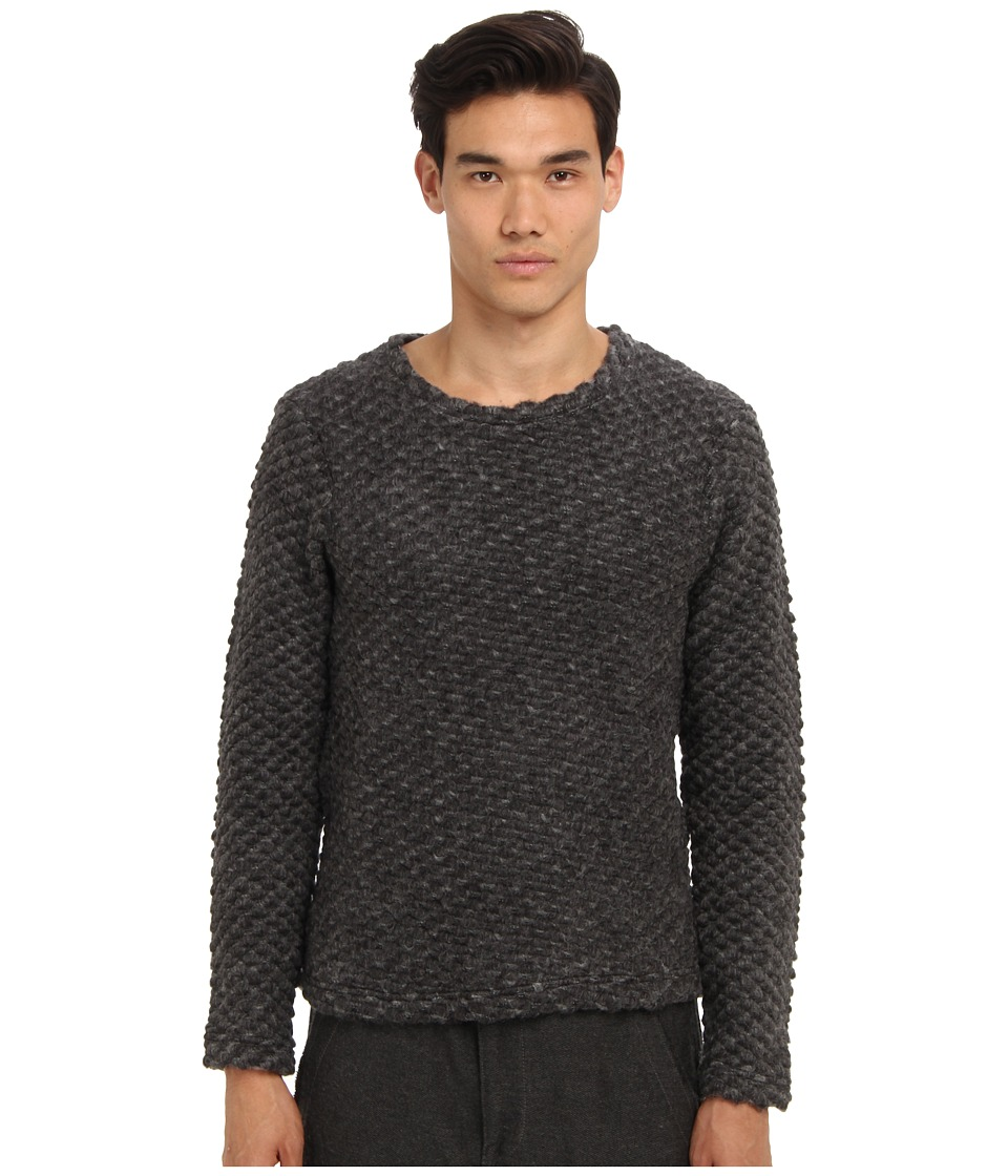 PRIVATE STOCK - The Polaris Sweater (Charcoal) Men