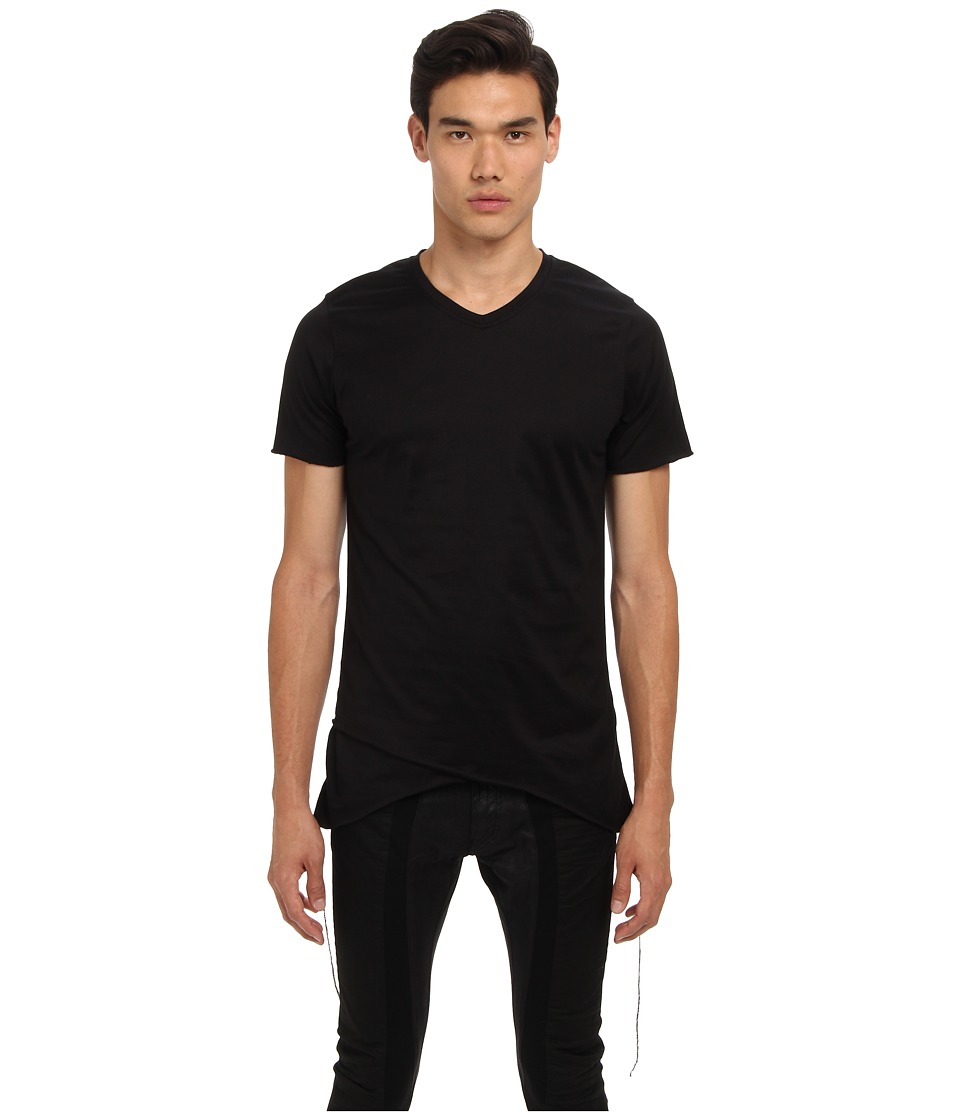 PRIVATE STOCK - The Penguin Tee (Black) Men's T Shirt
