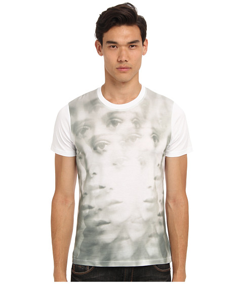 PRIVATE STOCK - The Kaleidoscope Tee (White) Men's T Shirt