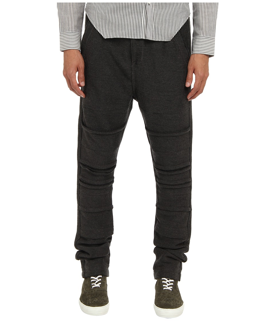 PRIVATE STOCK - The Riddler Sweatpant (Grey) Men's Casual Pants