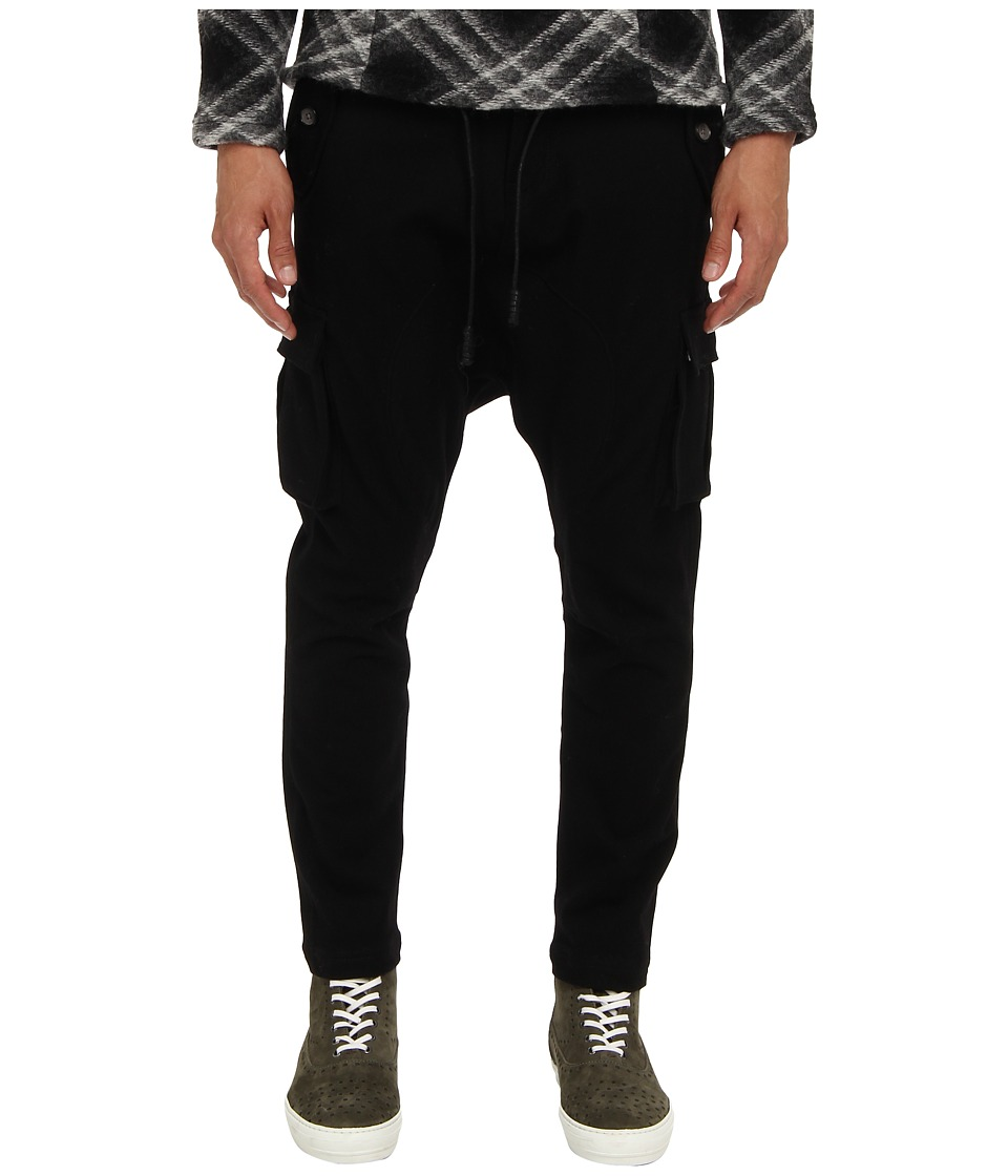 PRIVATE STOCK - The Venom Pant (Black Grey Plaid) Men