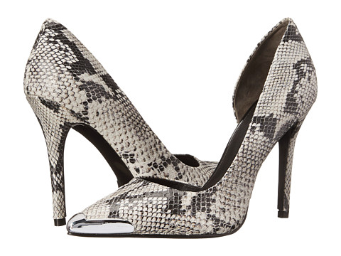 GUESS - Beilan (White Multi) High Heels