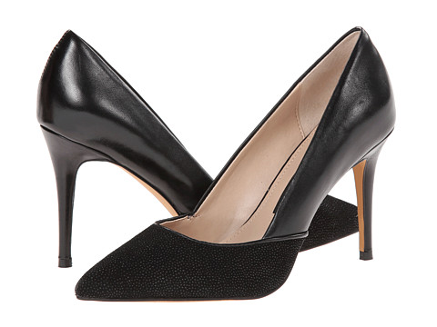 French Connection - Elsynn (Black/Black) High Heels