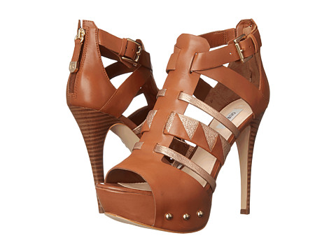 GUESS - Oresty (Brown Multi Leather) High Heels