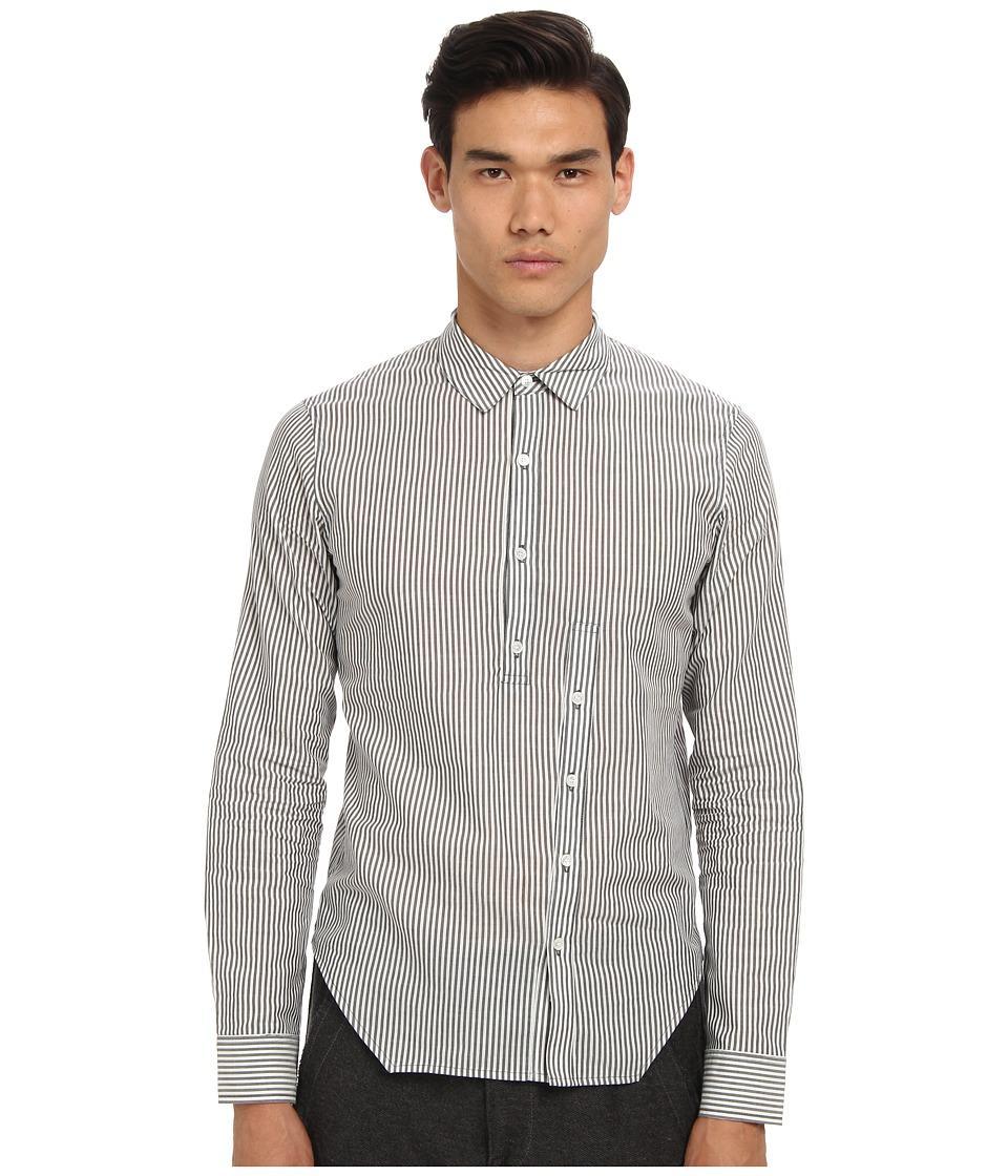 PRIVATE STOCK - The Scorpion Shirt (White/Black) Men's T Shirt