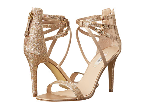 GUESS - Laellaly (Gold Multi Texture) High Heels