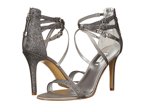 GUESS - Laellaly (Silver Multi Texture) High Heels
