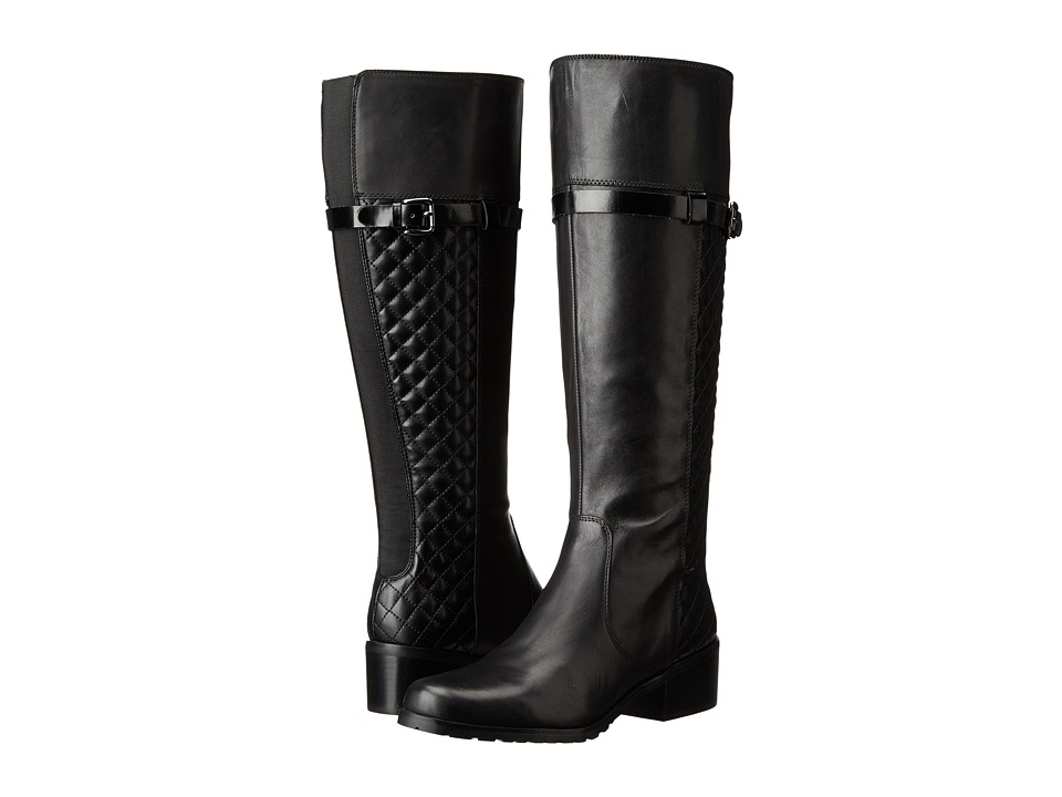 Tahari - Killan Wide Calf (Black) Women