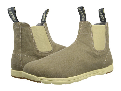 Blundstone - 1426 (Khaki Canvas) Pull-on Boots