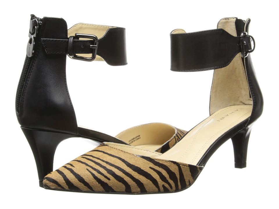 Tahari - Ande (Tan/Black/Black) High Heels