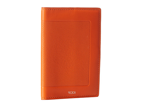 Tumi - Prism - Passport Leather Cover (Sunrise) Wallet